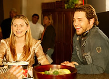 Jason Priestly directing 7th Heaven