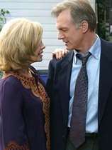 Stephen Collins and Catherine Hicks of 7th Heaven
