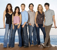 The OC cast saying goodbye?