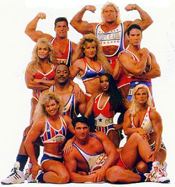 American Gladiators TV show