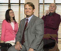 Andy Barker, P.I.: NBC Cancels Andy Richter Sitcom