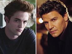 Edward Cullen and Angel