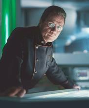 Edward James Olmos on Battlestar