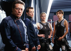 <em>Battlestar Galactica:</em> Olmos Correct! Season Four Is the Last!