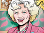The Golden Girls: Betty White Becomes a Comic Book Character