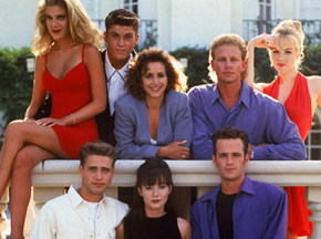 beverly hills 90210 characters
