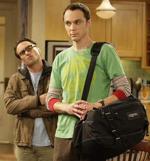 Big Bang Theory moving