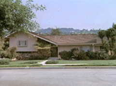 Brady bunch house model