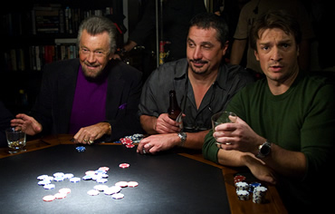 Stephen J. Cannell tribute on Castle