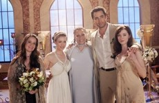Phoebe and Coop are married
