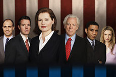 Commander in Chief cast return