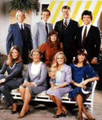 Dallas Network Cbs Episodes 357 Hour Seasons 14 Tv Show