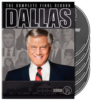 Dallas: Win Season 14 on DVD!