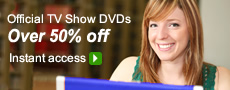 TV shows on DVD