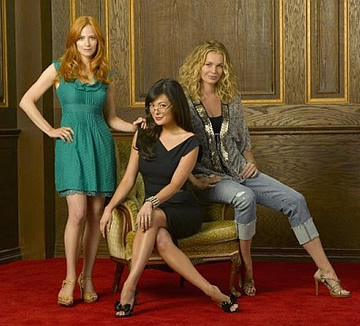 It looks like the magic is over for the three ladies of Eastwick . ABC