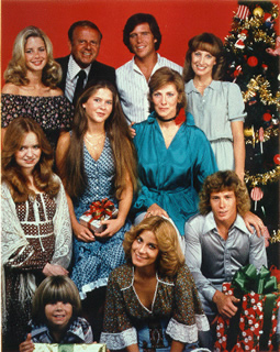 Brady Bunch Christmas.Eight Is Enough Partridge Family And Brady Bunch Reunions