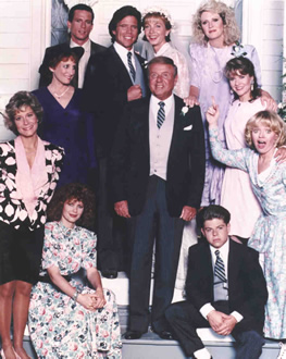 Eight Is Enough wedding