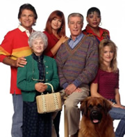 The later cast of Empty Nest