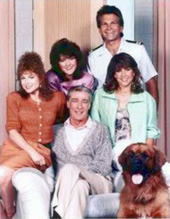 The cast of Empty Nest