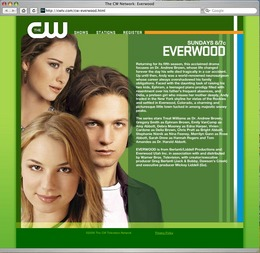 Everwood on the CW network