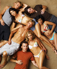 the cast of Falcon Beach