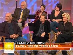 Family Ties reunion