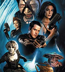 Farscape comic book