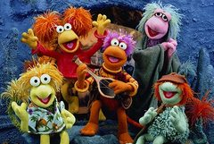 the Fraggles of Fraggle Rock