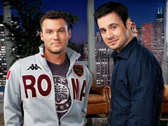 Freddie Prinze Jr. and Brian Austin Green
