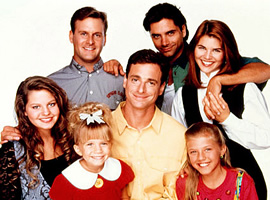 Full House TV show cast
