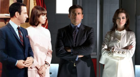 Get Smart movie and the TV show