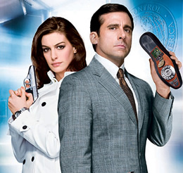 get smart steve carell to return as agent 86 in movie