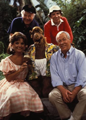 ALF on Gilligan's Island