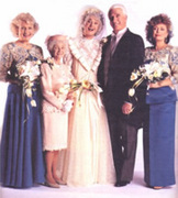The Golden Girls have a wedding?