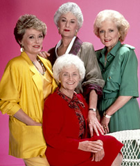 <br /> The Golden Girls