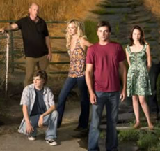 The cast of the un-cancelled Jericho on CBS