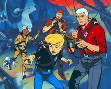 Jonny Quest: A Live-Action Adventure Coming to the Big Screen