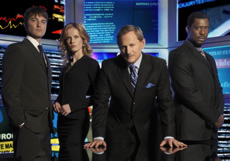 cast of Justice on Fox