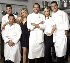 The Kitchen Tv Show kitchen confidential - canceled tv shows - tv series finale