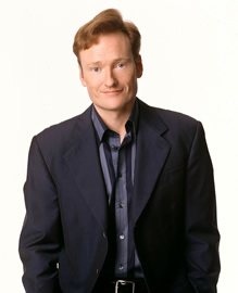 last Late Night with Conan O'Brien