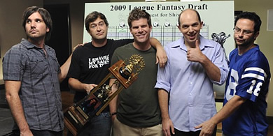 The League Ntv