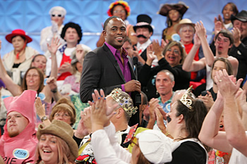 Wayne Brady on Let's Make a Deal