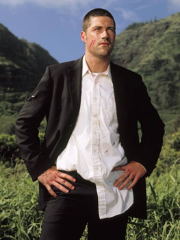Matthew FOX on Lost
