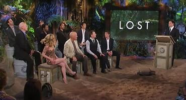Jimmy Kimmel Lost special