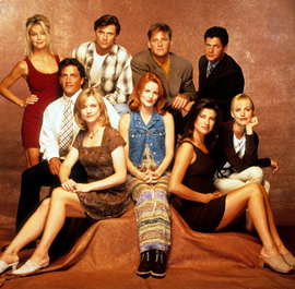 Tv Canceled Melrose Of PlaceCw Remake Spin 90210 The Off Wants A uTXOPZki