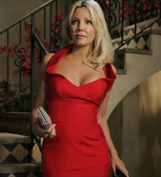 Image result for melrose place - heather locklear