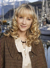 Anne Heche of ABC Men in Trees