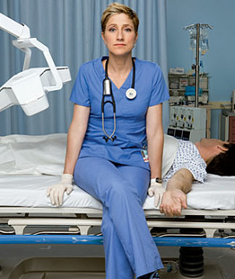Haaz Sleiman Nurse Jackie