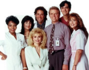 The cast of Nurses