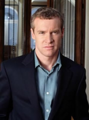 Tate Donovan on The O.C.